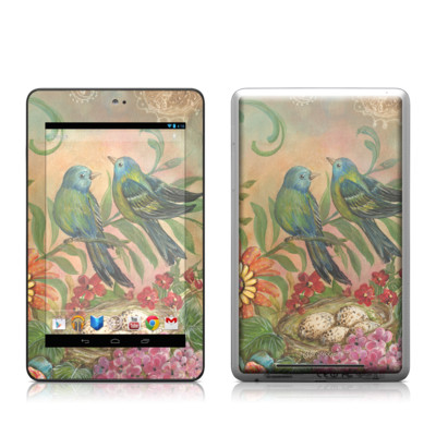 Google Nexus 7 Tablet Skin - Splendid Botanical