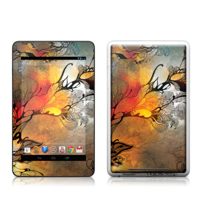 Google Nexus 7 Tablet Skin - Before The Storm