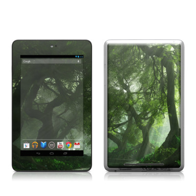 Google Nexus 7 Tablet Skin - Canopy Creek Spring