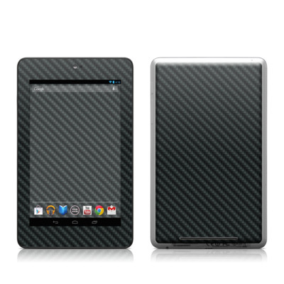 Google Nexus 7 Tablet Skin - Carbon