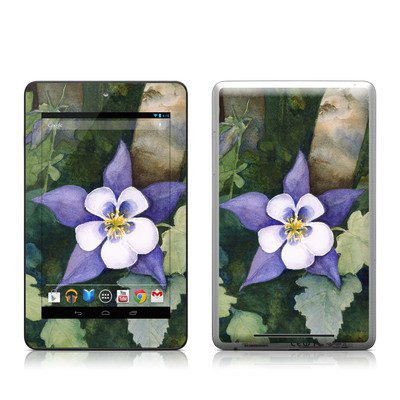 Google Nexus 7 Tablet Skin - Colorado Columbines