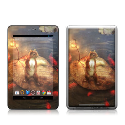 Google Nexus 7 Tablet Skin - Columbus