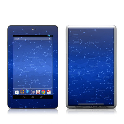Google Nexus 7 Tablet Skin - Constellations
