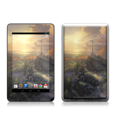 Google Nexus 7 Tablet Skin - The Cross