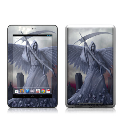 Google Nexus 7 Tablet Skin - Death on Hold