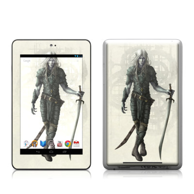 Google Nexus 7 Tablet Skin - Dark Elf