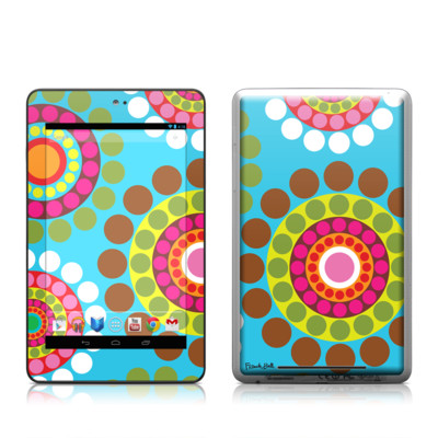 Google Nexus 7 Tablet Skin - Dial