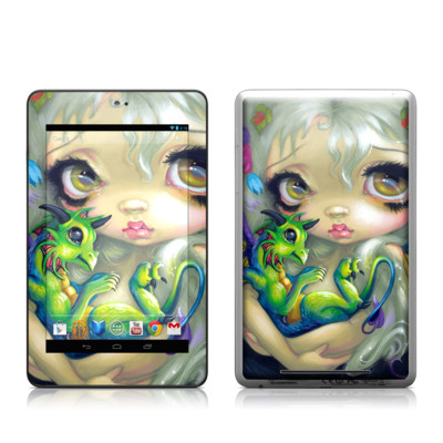 Google Nexus 7 Tablet Skin - Dragonling