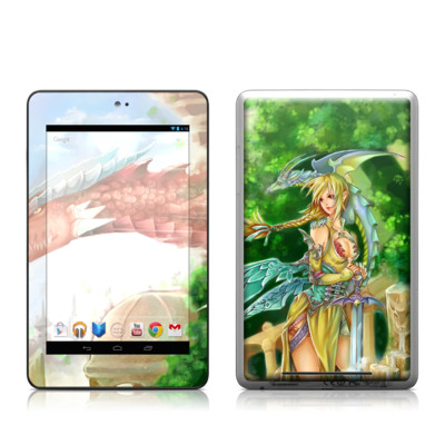 Google Nexus 7 Tablet Skin - Dragonlore