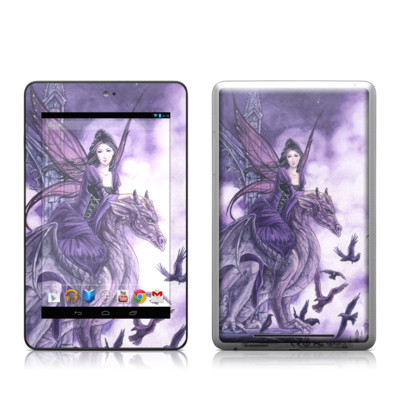 Google Nexus 7 Tablet Skin - Dragon Sentinel
