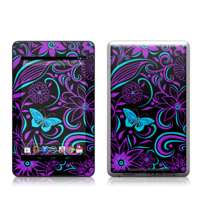 Google Nexus 7 Tablet Skin - Fascinating Surprise