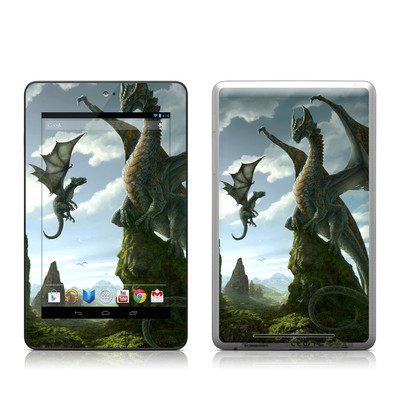 Google Nexus 7 Tablet Skin - First Lesson