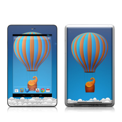 Google Nexus 7 Tablet Skin - Flying Elephant