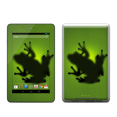 Google Nexus 7 Tablet Skin - Frog