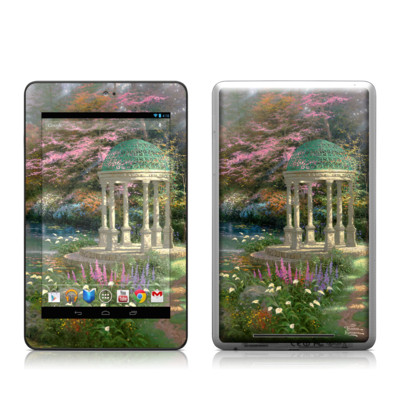 Google Nexus 7 Tablet Skin - Garden Of Prayer