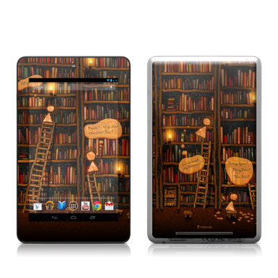 Google Nexus 7 Tablet Skin - Google Data Center