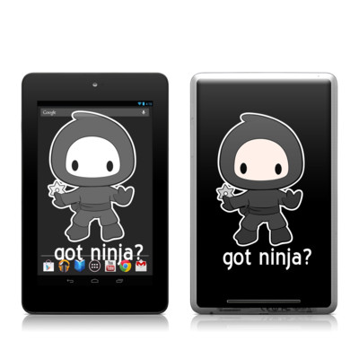 Google Nexus 7 Tablet Skin - Got Ninja
