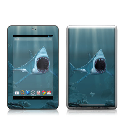 Google Nexus 7 Tablet Skin - Great White