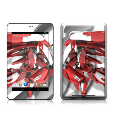 Google Nexus 7 Tablet Skin - Gundam Light