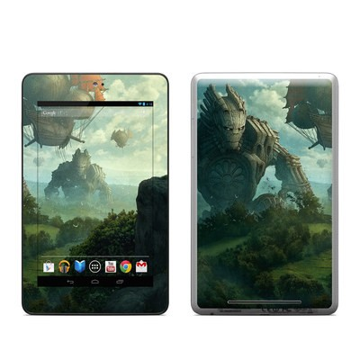 Google Nexus 7 Tablet Skin - Invasion