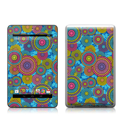 Google Nexus 7 Tablet Skin - Kyoto