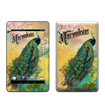 Google Nexus 7 Tablet Skin - Marvelous