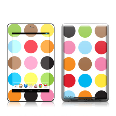 Google Nexus 7 Tablet Skin - Multidot