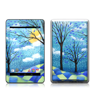 Google Nexus 7 Tablet Skin - Moon Dance Magic