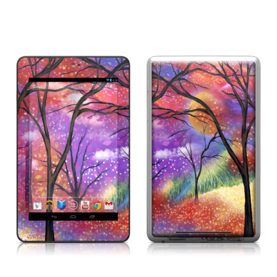 Google Nexus 7 Tablet Skin - Moon Meadow
