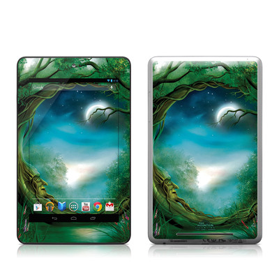 Google Nexus 7 Tablet Skin - Moon Tree