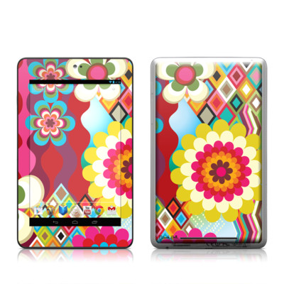 Google Nexus 7 Tablet Skin - Mosaic