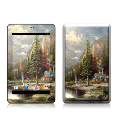 Google Nexus 7 Tablet Skin - Mountain Majesty
