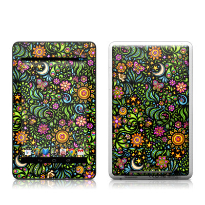 Google Nexus 7 Tablet Skin - Nature Ditzy