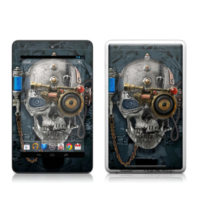 Google Nexus 7 Tablet Skin - Necronaut