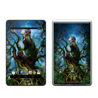 Google Nexus 7 Tablet Skin - Nightshade Fairy