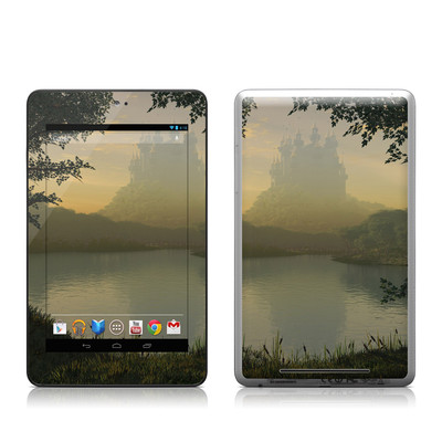 Google Nexus 7 Tablet Skin - Once Upon A Time