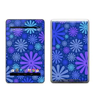 Google Nexus 7 Tablet Skin - Indigo Punch