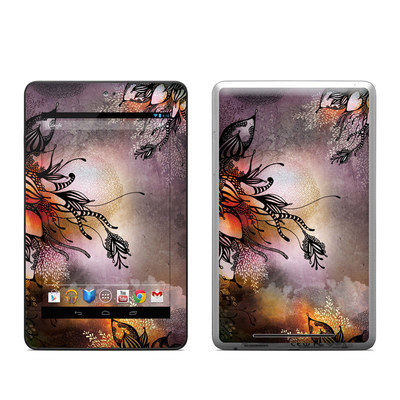 Google Nexus 7 Tablet Skin - Purple Rain