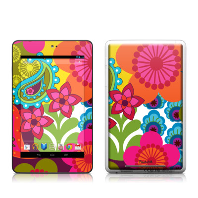 Google Nexus 7 Tablet Skin - Raj
