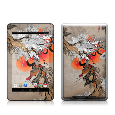 Google Nexus 7 Tablet Skin - Sonnet