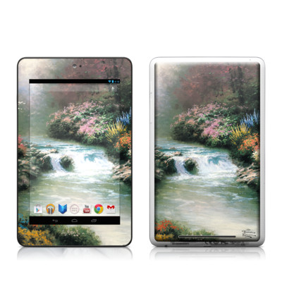 Google Nexus 7 Tablet Skin - Beside Still Waters