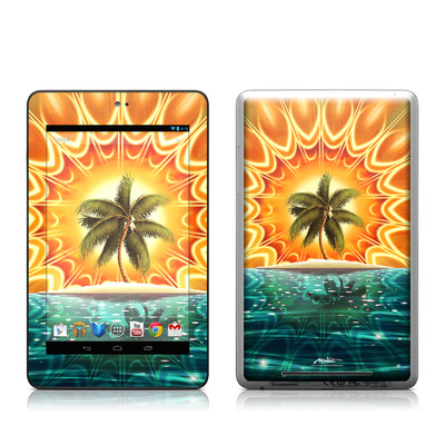 Google Nexus 7 Tablet Skin - Sundala Tropic