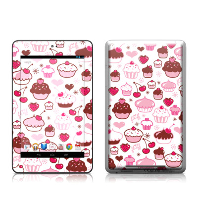 Google Nexus 7 Tablet Skin - Sweet Shoppe