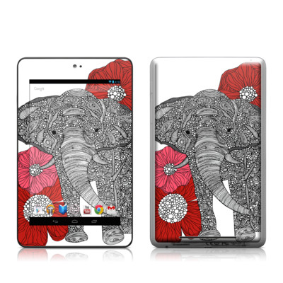 Google Nexus 7 Tablet Skin - The Elephant