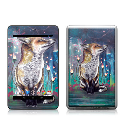 Google Nexus 7 Tablet Skin - There is a Light