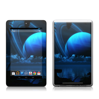 Google Nexus 7 Tablet Skin - Tropical Moon