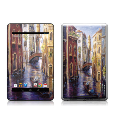 Google Nexus 7 Tablet Skin - Venezia