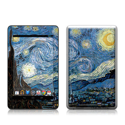 Google Nexus 7 Tablet Skin - Starry Night
