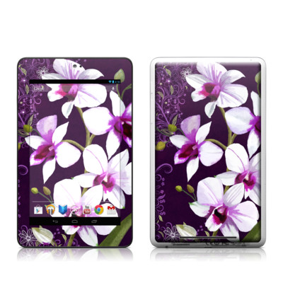 Google Nexus 7 Tablet Skin - Violet Worlds