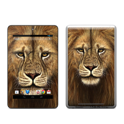 Google Nexus 7 Tablet Skin - Warrior
